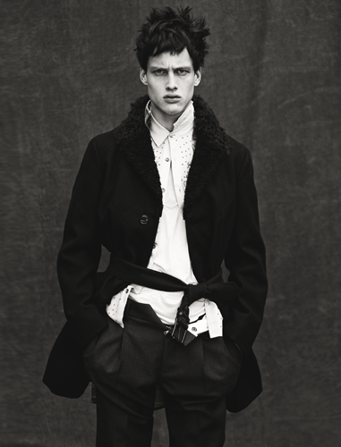 NUMERO CHINA 10 - NOVEMBRE 2013 - MATTHEW BROOKES